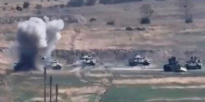 Guerra: Armenia y Azerbaiyán continúan los combates en Nagorno Karabaj