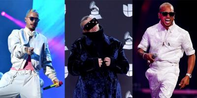 J Balvin, Bad Bunny y Ozuna dominan en las nominaciones al Latin Grammy