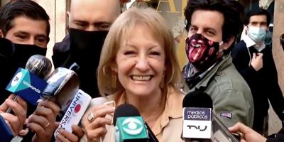 Lacalle Pou y Cosse mantendrán comunicación directa para hablar sobre asuntos de Montevideo