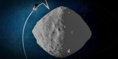 Los instrumentos de OSIRIS avanzan algunos secretos del asteroide Bennu