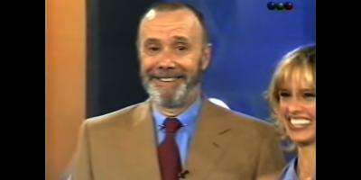 Murió el periodista y conductor de radio y TV argentino, Raúl Portal, a los 81 años