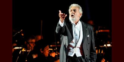 Plácido Domingo debuta como director de orquesta en el teatro Bolshói