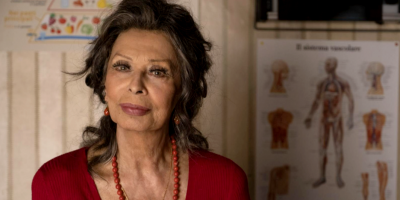 """Sophia Loren regresa en noviembre a la pantalla con """"La vida por delante"""""""