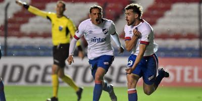 Nacional consolidó su liderazgo en el Grupo F y Racing Club de argentina queda segundo