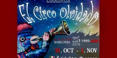 """""""El circo olvidado"""": 31 de octubre y el 1ro de noviembre en la Sala Hugo Balzo del Auditorio Adela Reta"""