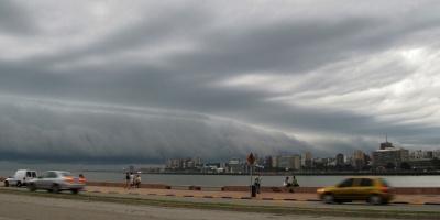 Inumet advierte por tormentas fuertes y severas desde el domingo