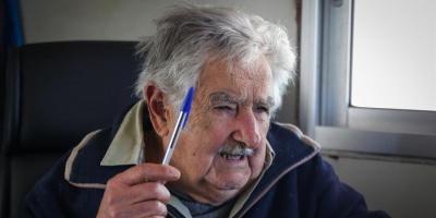 """Mujica llamá a los jóvenes a luchar por su """"libertad interior"""""""
