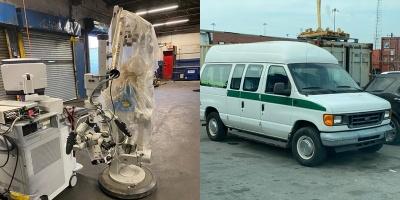 Donan equipamiento e insumos médicos