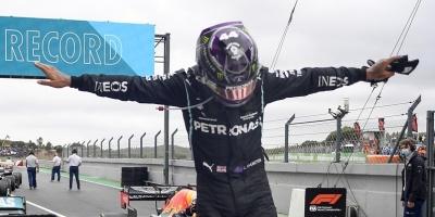 Las 92 victorias de Hamilton