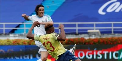 Tabárez confiesa que nunca pensó que le ganarían a Colombia como lo hicieron
