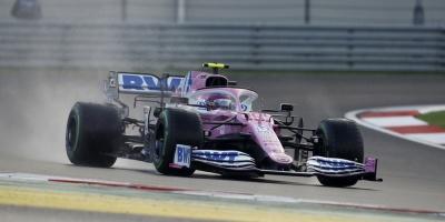 F1: Stroll saldrá primero en Turquía
