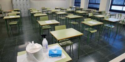 Bélgica reabre los colegios tras las vacaciones prolongadas por covid