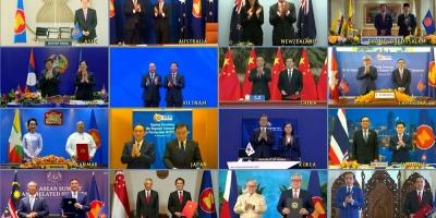 RCEP, el mayor tratado de libre comercio del mundo firmado por 15 países