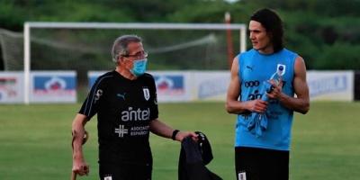 """Tabárez asegura que Uruguay enfrentará """"al mejor equipo de las eliminatorias"""""""