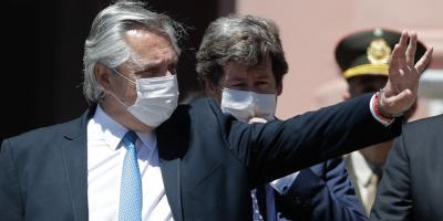 Alberto Fernández culmina el aislamiento preventivo y retoma sus actividades