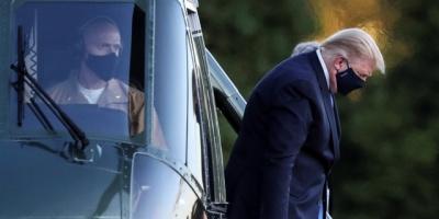 """Trump, un presidente sin agenda obsesionado en Twitter con el """"fraude"""""""