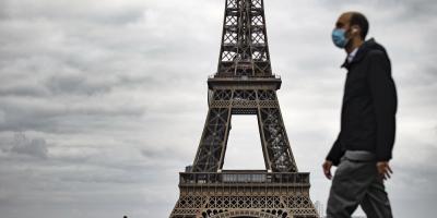 Francia cree superado lo peor de la segunda ola de COVID-19