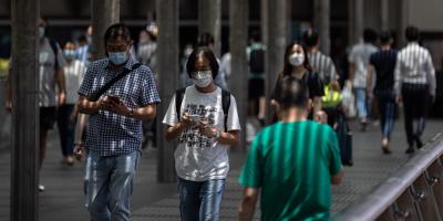 Hong Kong suspende clases de primaria por miedo a nuevo brote de coronavirus
