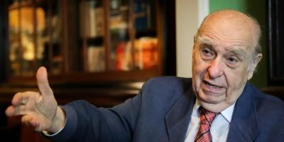 """Sanguinetti: """"Trump parece de las peores republiquetas impugnando elecciones"""""""