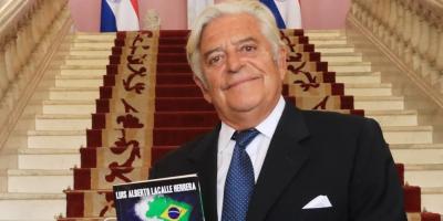 Ex presidente Lacalle Herrera responsabiliza a Chávez de crear un Mercosur partidario