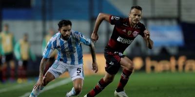 Libertadores: Flamengo empata con Racing gracias a Gabigol y deja abierta la llave