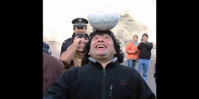 """Jorge """"el Chifle"""" Barrios aseguró que con la muerte de Maradona, se fue """"toda la fantasía, toda la alegría del fútbol"""""""