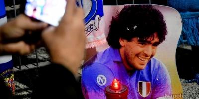 Maradona será recordado como uno de los futbolistas más grandes de todos los tiempos
