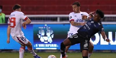 Nacional saca sufrido empate ante Independiente del Valle