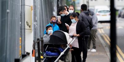 Inglaterra conoce hoy en qué zonas se aplicarán las restricciones más severas ante el coronavirus