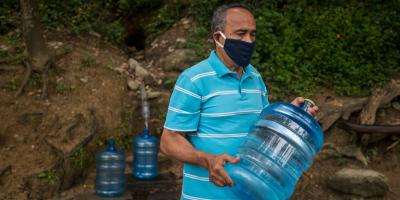 La escasez de agua para 3.200 millones de personas, un desafío mundial