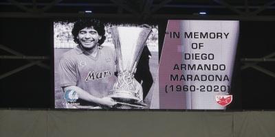 """""""Diego estaba triste, no hablaba mucho, extrañaba el futbol"""" dijo Pasculli a 'No está todo dicho'"""