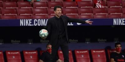 """Simeone: """"Maradona sabía la formación de cualquier equipo, era brillante"""""""