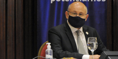Nuevo presidente de la Confederación de Cámaras Empresariales reclama terminar con los subsidios ocultos