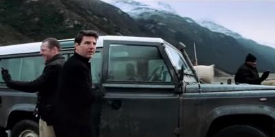 """Tom Cruise explota en el rodaje de """"Mission Impossible"""" por medidas anticovid"""