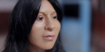 """La """"dama de El Paraíso"""" desvela su rostro, oculto por 3.700 años en Perú"""
