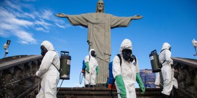 Brasil también suspende vuelos desde Reino Unido por nuevas cepas de covid