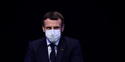 Macron pone fin a su cuarentena de una semana por covid-19
