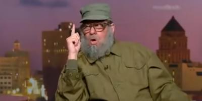 Muere en Miami el humorista Eddy Calderón, popular imitador de Fidel Castro