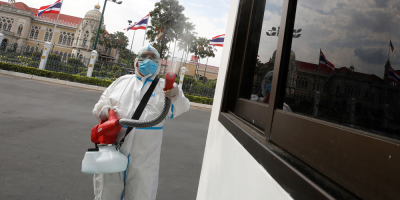 Tailandia predice un aumento significativo de la covid-19 en enero