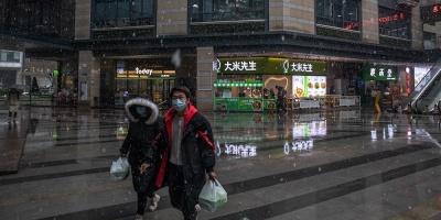 El mercado de Wuhan donde surgió la covid intenta pasar la página