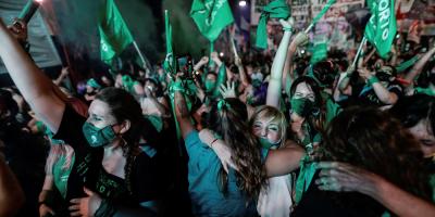 """Presidente argentino tras aprobarse el aborto: """"Hoy somos una sociedad mejor"""""""