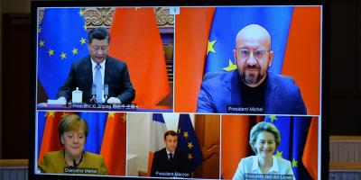 La UE y China culminan las negociaciones sobre el acuerdo de inversiones