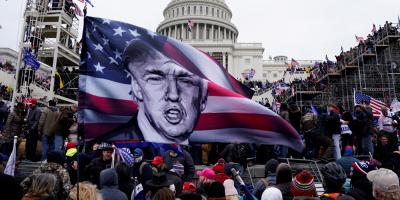 """Trump acepta que se acaba su mandato y promete una """"transición ordenada"""""""