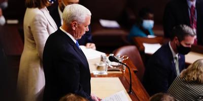 """La ratificación de Biden es un """"importante mensaje"""" democrático, dice Londres"""