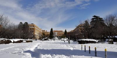 España trata de recuperar la movilidad tras una inmensa nevada