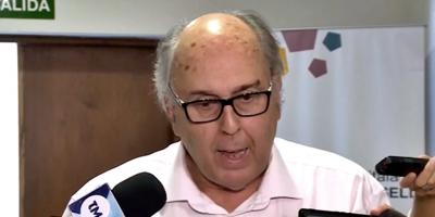 El expresidente de ASSE Marcos Carámbula urgió al gobierno a sumar personal sanitario para vacunar a la ciudadanía contra la COVID-19