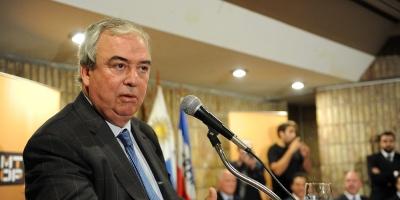 Heber calificó como muy positivo el funcionamiento de la coalición de gobierno