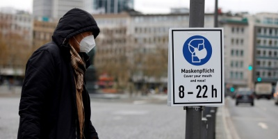 Alemania registra una desaceleración de muertes y contagios por COVID-19