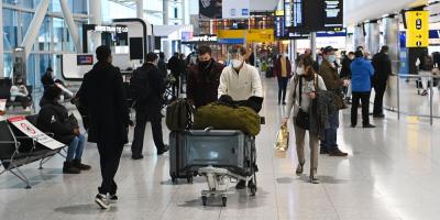 Los viajeros que lleguen a Reino Unido deberán presentar test negativo de covid