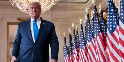 Los cuatro convulsos años del Gobierno Trump en 20 momentos clave